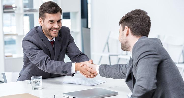 Kontakt a osobní jednání