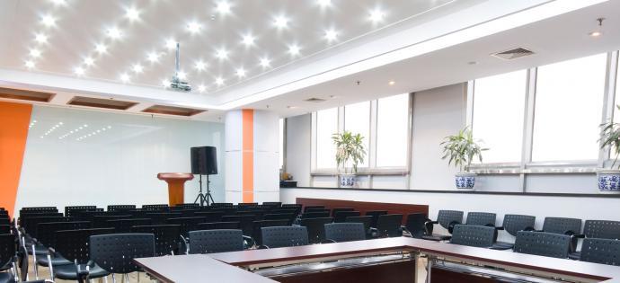 Osvětlení komerčních budov